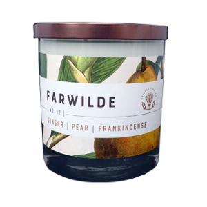 No. 12 Ginger - Pear - Frankincense