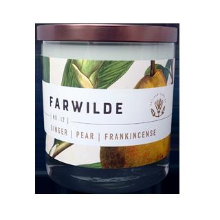No. 12 Ginger - Pear - Frankincense