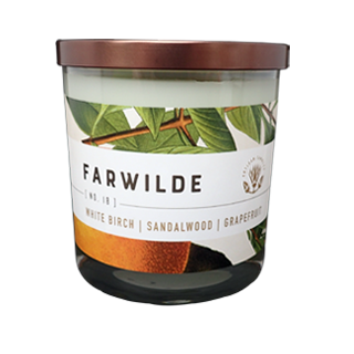 No. 18 White Birch - Sandalwood - White Grapefruit