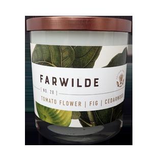 No. 28 Tomato Flower - Fig - Cedarwood