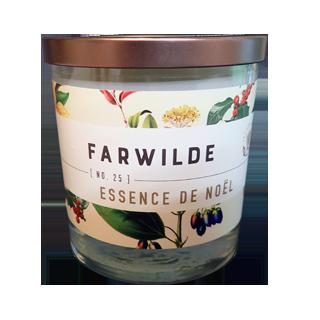 Farwilde No. 25 | Nutmeg | Lavender