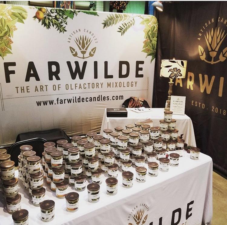 Farwilde Show Booth